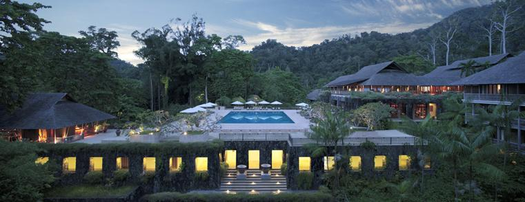 The Datai, photo from ghmhotels.com