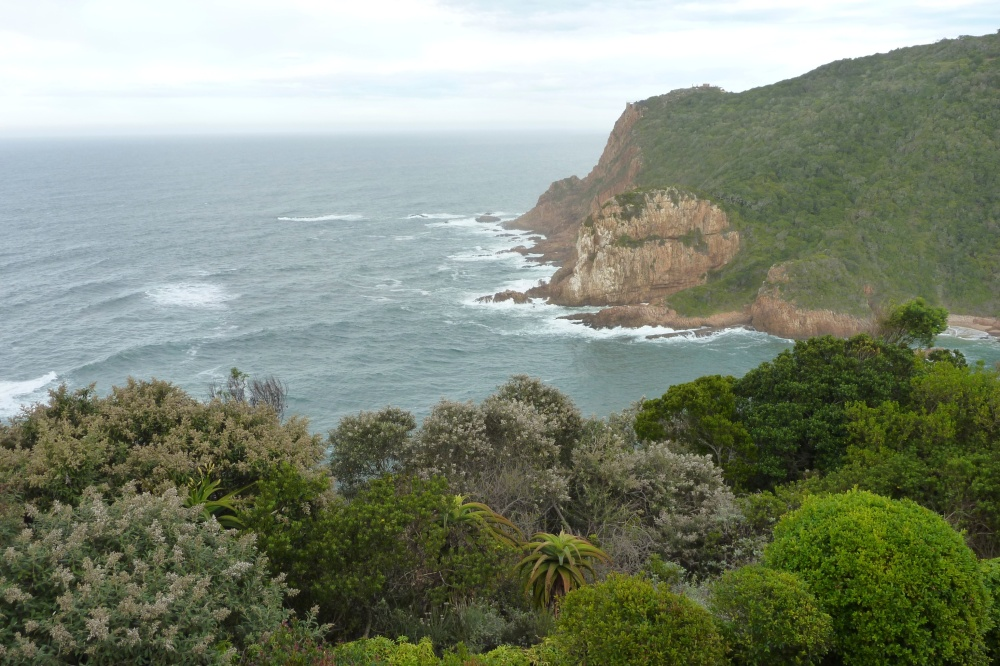 the Knysna Heads