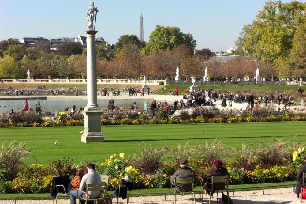 Le Jardin du Luxembourg, October 2011