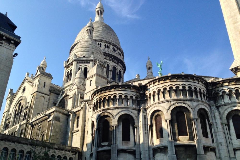 Basilique du Sacré-Cœur, September 2014