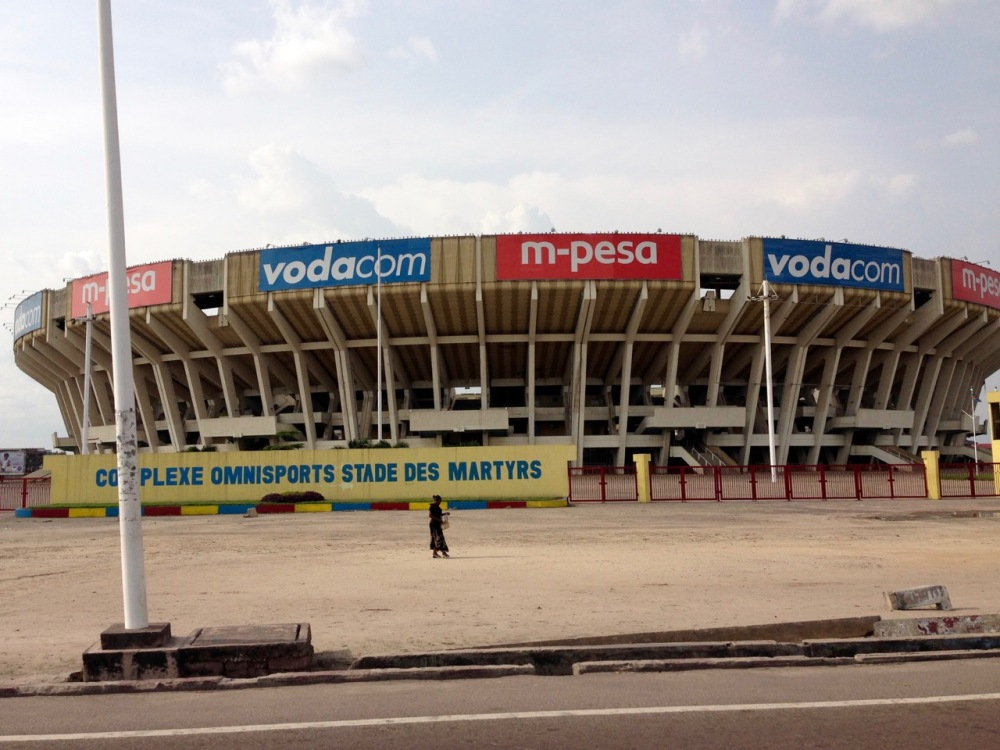 "Martyrs of Pentecost Stadium, inaugurated in 1994, renovated in 2008, considered by ""football experts"" whoever they are as the ""Cathedral of African Football"" (that's soccer to you and me)."
