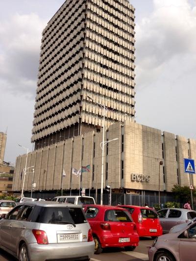 Like this bank, La Banque Commerciale Du Congo